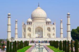 インド旅行の英語