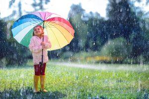 「小雨」って英語でどう言うの?「天気」にまつわる英語表現!