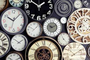 timeとthe timeの違いは?【冠詞が付く時、付かない時】