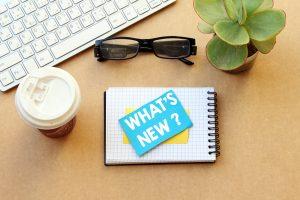 new?latest?英単語「新しい」8つの使い分け