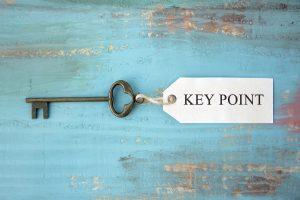 【前置詞をマスターしよう!】ミスが続出!「~の鍵」は何と言う?