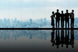 ビジネスの世界と英語