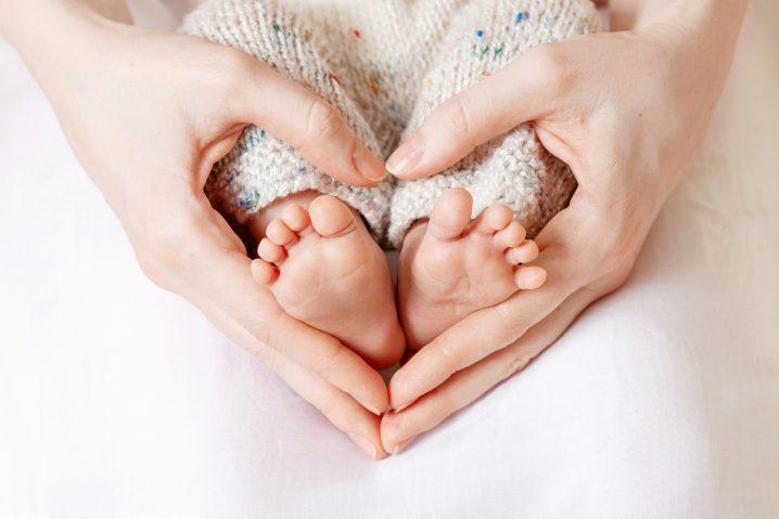 Simon先生の英語ブログで学ぶ使える英語表現ーThe New Arrival 「新生児」