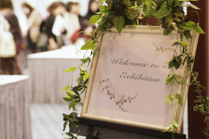 Welcome Boardの英語
