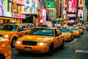 タクシーで使う英語