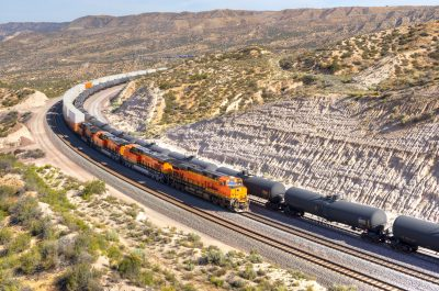 知ってた?アメリカの貨物列車の秘密?