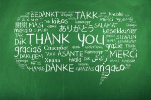 """Different ways of saying """"thank you"""" in Australia ーこんな英語表現もある!オーストラリアでよく耳にする""""ありがとう""""とは!?"""