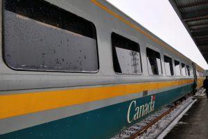 【現地発!カナダについて教えます!】カナダ鉄道の旅ってこんな感じ!