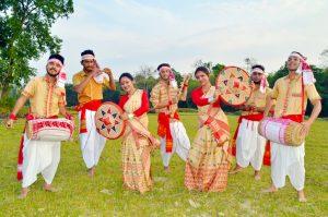 Bihu Festival in Assam.
