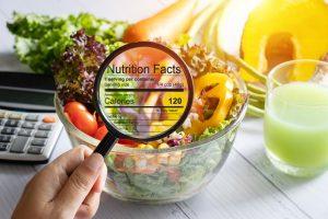 【海外生活カナダの暮らし】nutrition factsをチェックして食生活を見直そう