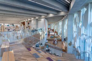 【現地発!カナダについて教えます!】ここがすごい!カナダの図書館
