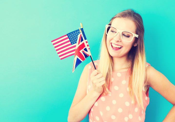 イギリス英語とアメリカ英語