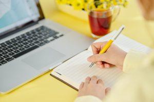 【英語日記をつける】効果的に取り組もう!英語日記の書き方