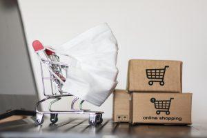 ロックダウン中の買い物:あなたはオンライン派?店舗派?