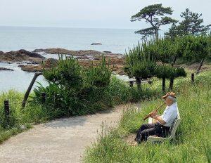 6/8-2 海外メディアで活躍したmakoto先生の英語日記
