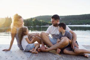 カナダの子供たちの夏休みの過ごし方。