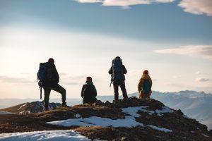 山頂で出会ったHigh Context Culture
